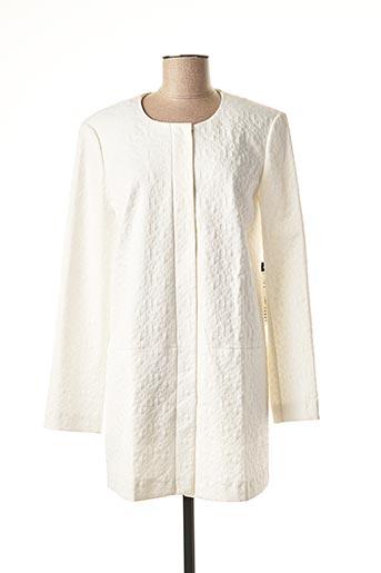Veste casual blanc BETTY BARCLAY pour femme