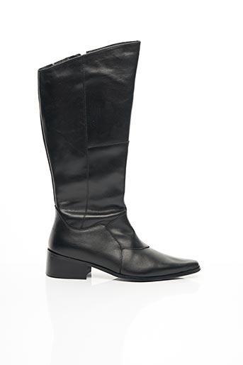 Bottes noir ESSENTIELS pour femme