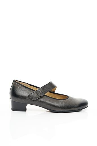 Chaussures aquatiques noir HASSIA pour femme