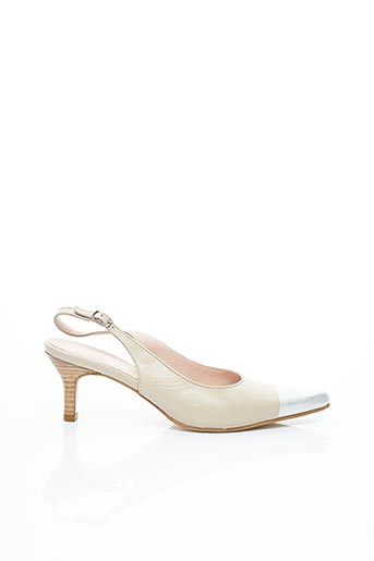 Sandales/Nu pieds rose AYAME pour femme