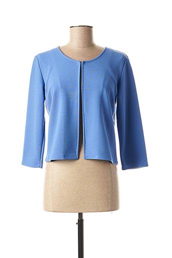 Veste casual bleu BETTY BARCLAY pour femme