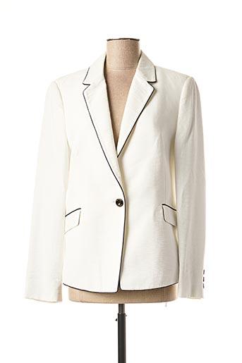 Veste chic / Blazer blanc BEAUMONT pour femme