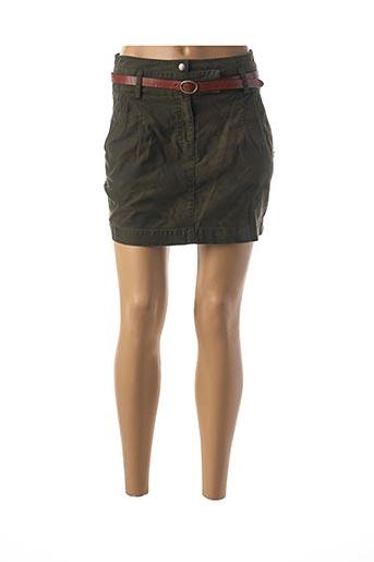 Jupe courte vert MAISON SCOTCH pour femme