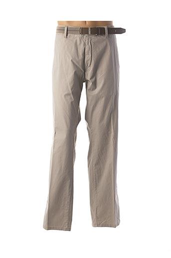 Pantalon chic beige PIONEER pour homme