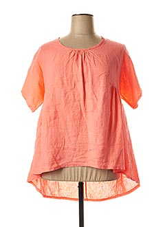 Top orange ALEXANDRE LAURENT pour femme