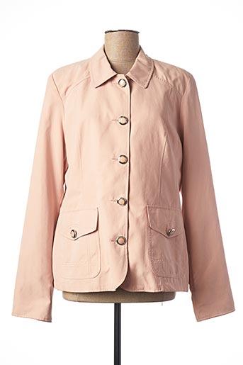 Veste casual rose FSH pour femme