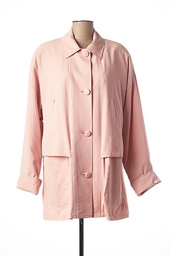 Veste casual rose ALMINA pour femme