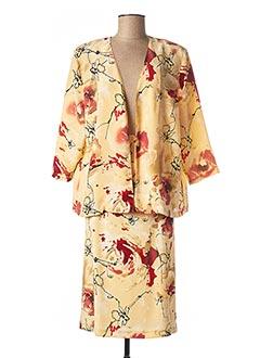 Veste/jupe jaune GRIFFON pour femme