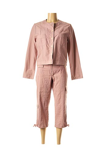 Veste/pantalon rose LUCCHINI pour femme
