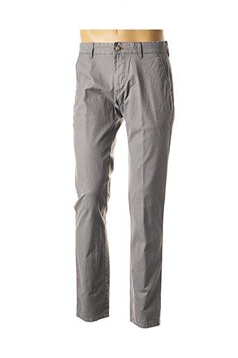 Pantalon casual gris HATTRIC pour homme