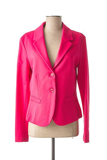 Veste chic / Blazer rose IMPERIAL pour femme