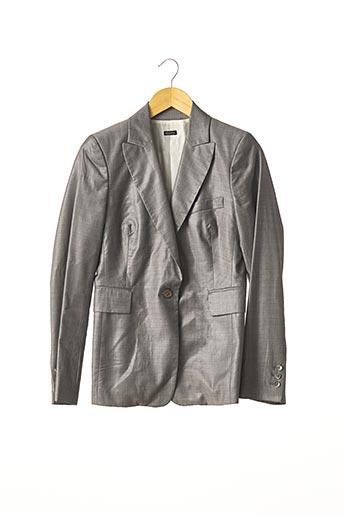 Veste chic / Blazer gris JOSEPH pour femme