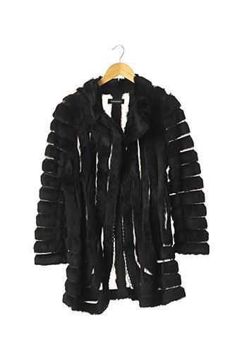 Veste chic / Blazer noir AKHESA pour femme