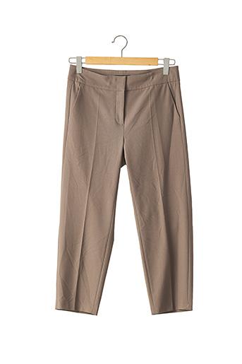 Pantalon casual gris CAMBIO pour femme