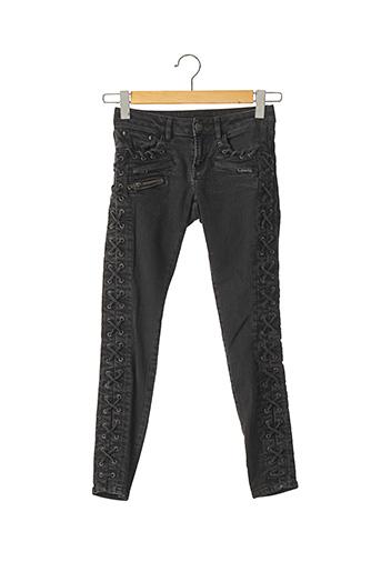 Pantalon casual gris THE KOOPLES pour femme