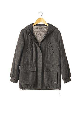 Veste casual gris CHLOE pour femme