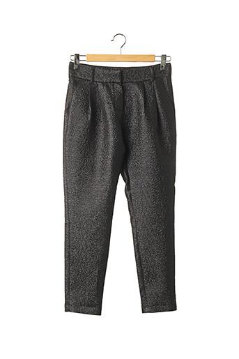 Pantalon 7/8 noir BELAIR pour femme