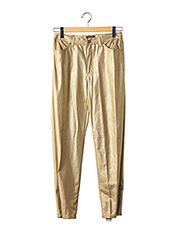 Pantalon casual jaune VERSACE pour femme seconde vue