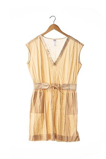 Robe mi-longue beige ERES pour femme