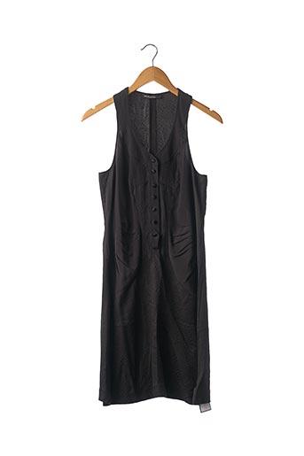 Robe mi-longue noir BALENCIAGA pour femme