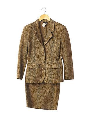 Veste/jupe marron IRIE pour femme