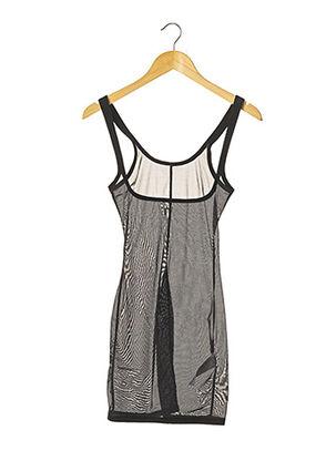 Jupon /Fond de robe noir WOLFORD pour femme