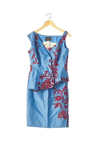 Veste/jupe bleu CHRISTIAN LACROIX pour femme