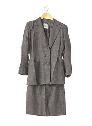 Veste/jupe noir EMMANUELLE KHANH pour femme