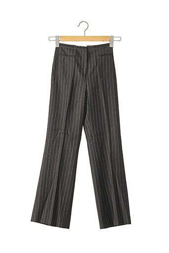 Pantalon chic gris CACHAREL pour femme
