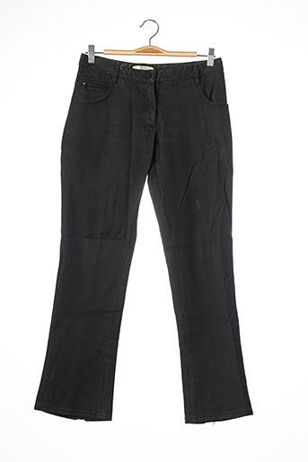 Pantalon casual noir PRADA pour femme