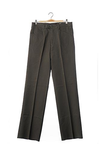Pantalon casual gris GUCCI pour homme