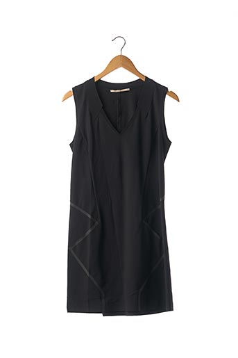 Robe courte noir MARITHE & FRANCOIS GIRBAUD pour femme