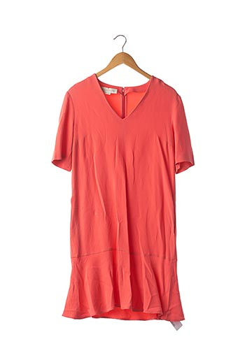 Robe mi-longue rose STELLA MCCARTNEY pour femme