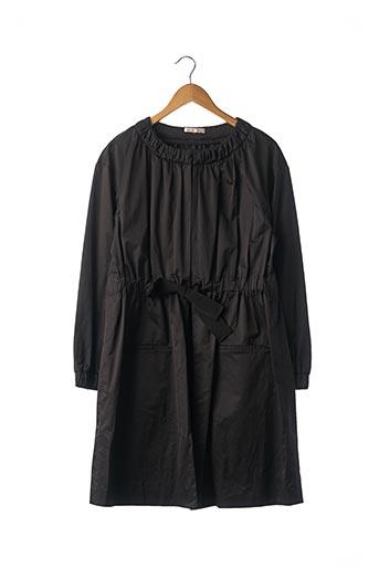 Veste casual noir PAULE KA pour femme