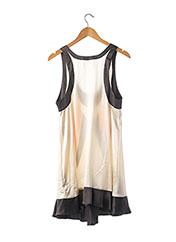 Robe courte beige BARBARA BUI pour femme seconde vue