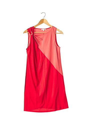 Robe courte rouge PAULE KA pour femme