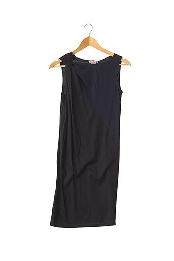 Robe mi-longue bleu PAULE KA pour femme