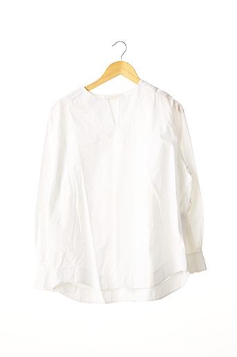 Blouse manches longues blanc CHLOE pour femme