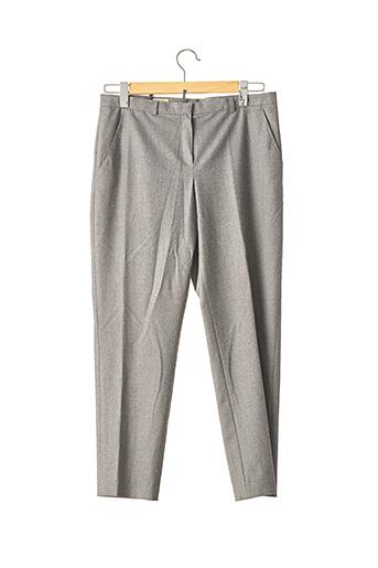 Pantalon 7/8 gris FERAUD pour femme