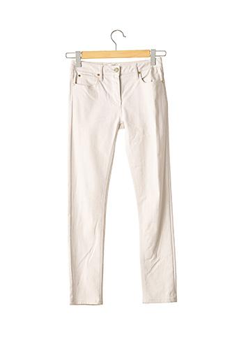 Pantalon 7/8 gris PAULE KA pour femme