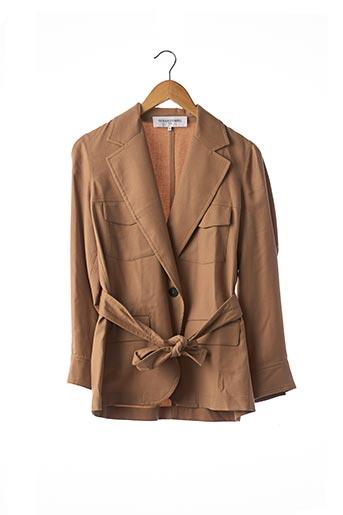 Veste chic / Blazer marron GERARD DAREL pour femme