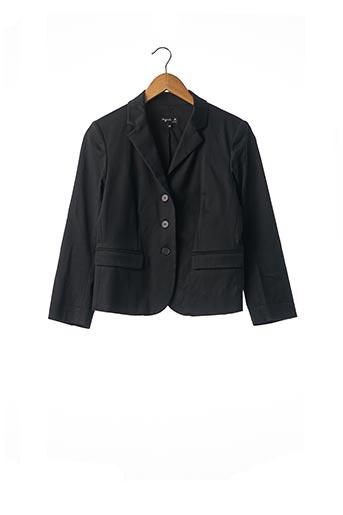 Veste chic / Blazer noir AGNES B pour femme
