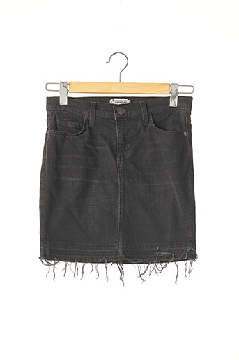 Jupe courte noir CURRENTE/ELLIOTT pour femme