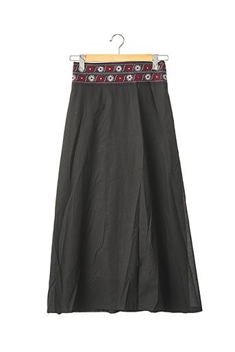 Jupe longue noir ISABEL MARANT pour femme