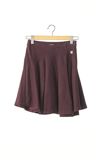 Jupe mi-longue violet KENZO pour femme