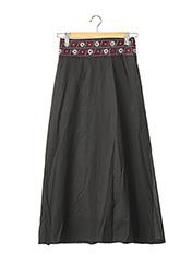 Jupe longue noir ISABEL MARANT pour femme seconde vue
