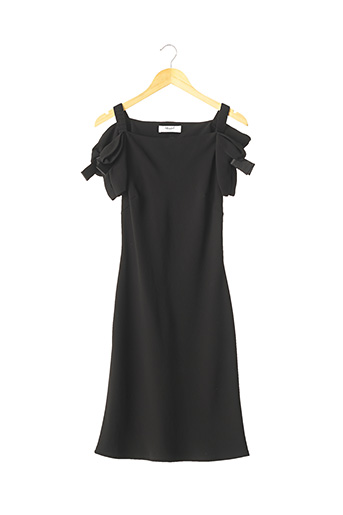 Robe mi-longue noir BLUGIRL BLUMARINE pour femme