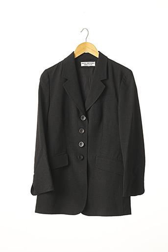 Veste chic / Blazer gris BARBARA KESSELS pour femme