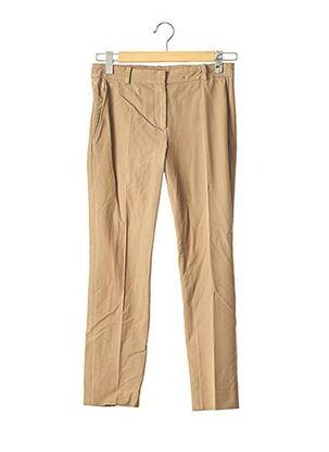 Pantalon 7/8 marron JOSEPH pour femme