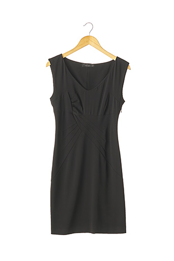 Robe courte noir TWIN SET pour femme